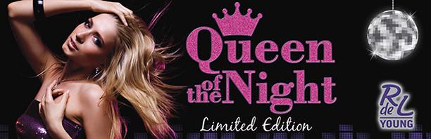 Königin der Nacht: limitierte Edition von RdeL Young #rossmann