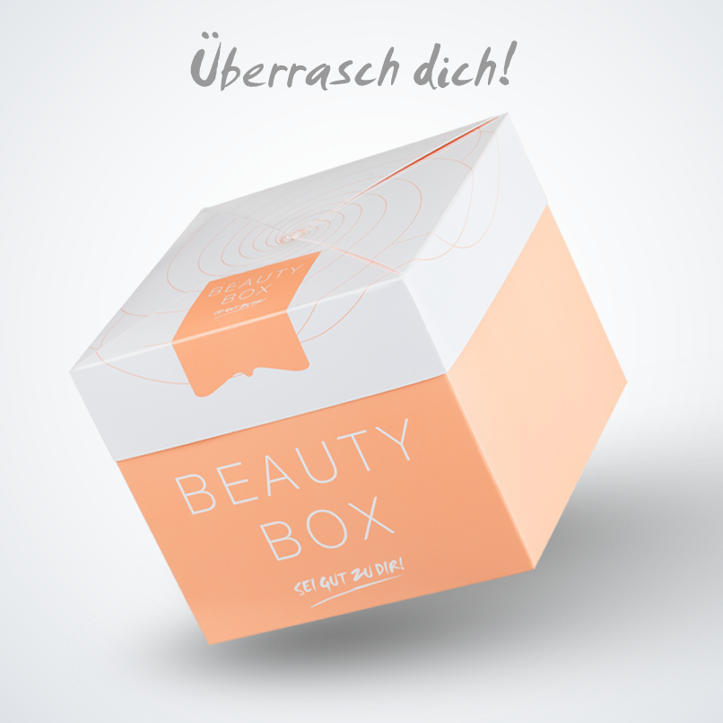 Neue Beautybox von #PARFUMDREAMS
