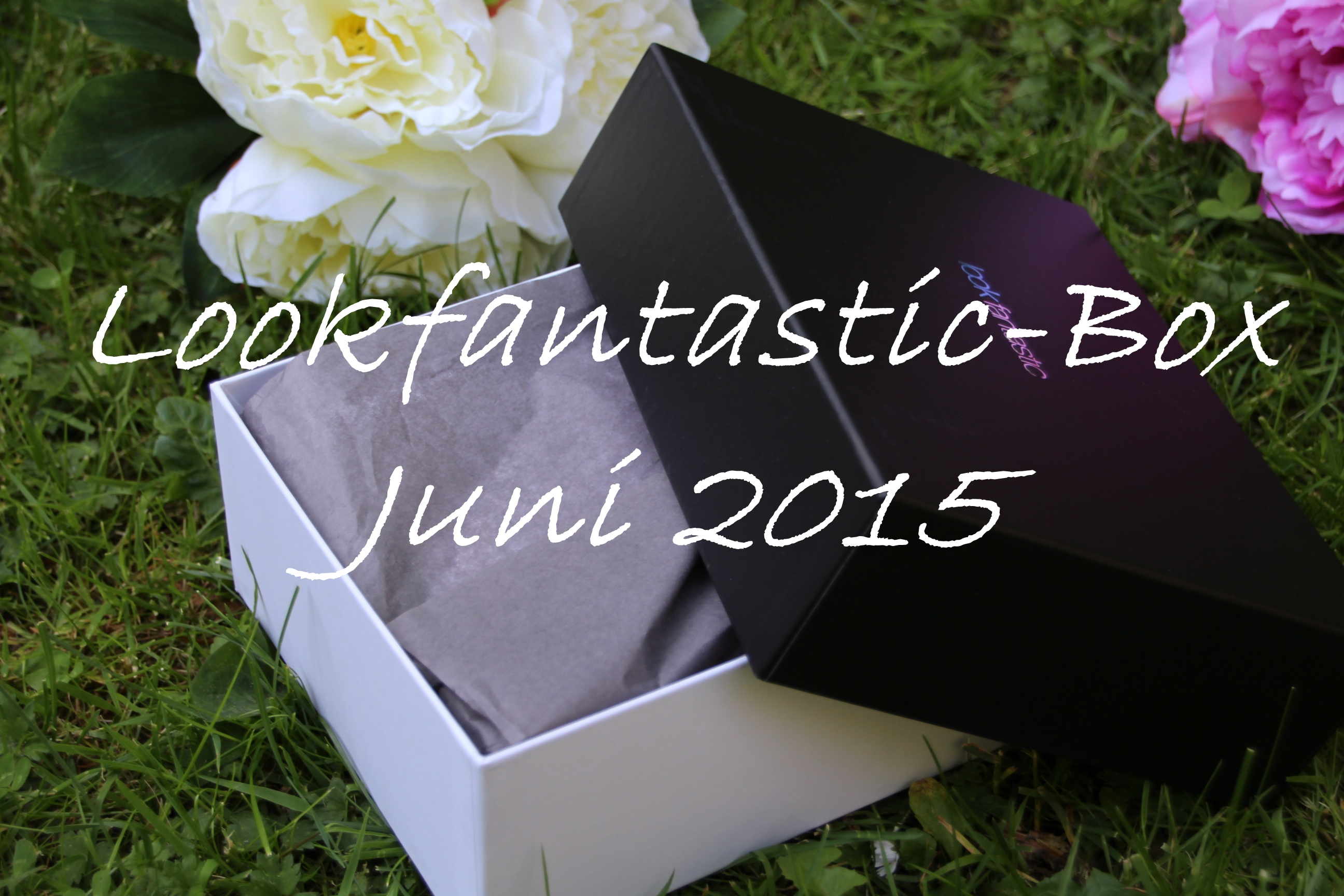 Lookfantastic-Box im Juni 2015
