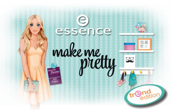 "Preview: essence trend edition ""make me pretty"""