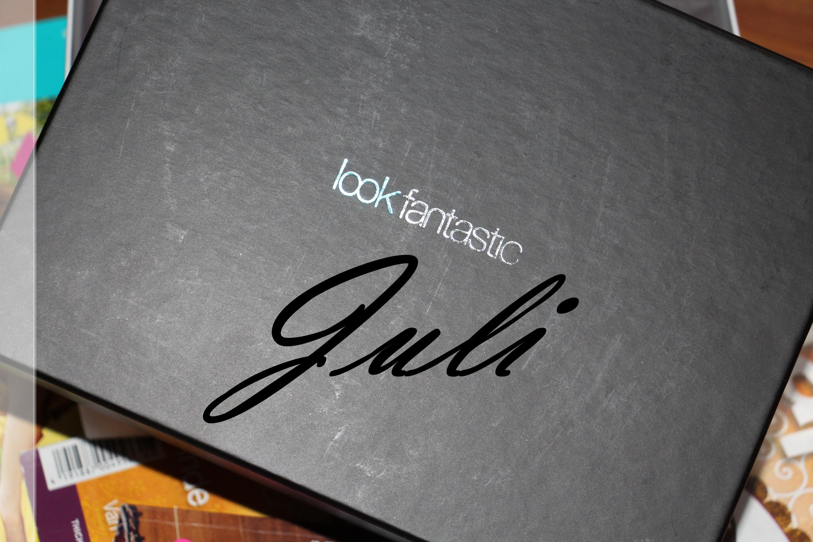 Vorstellung: Look-Fantastic Box Juli 2015