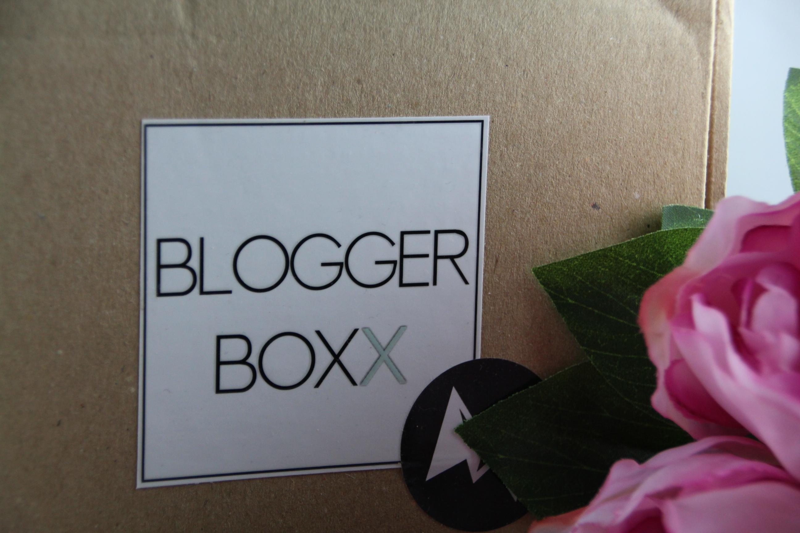 ausgepackt: BloggerBoxx August 2015