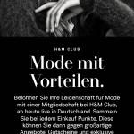 für alle H&M-Shopaholics: der neue Club