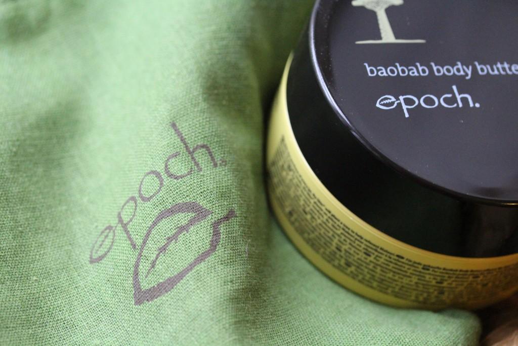 intensive hautpflege mit der nu skin epoch baobab body. Black Bedroom Furniture Sets. Home Design Ideas