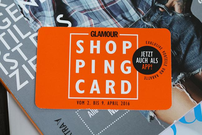 glamour shopping week liebeskind