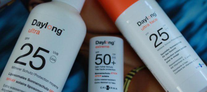 Daylong™ Sonnenschutz bei trockener Haut