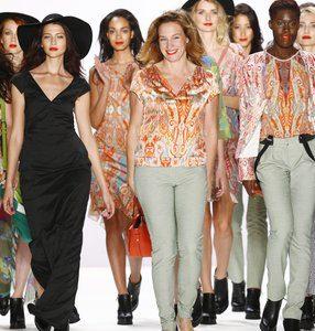 Fashion Week Berlin: Anja Gockel Frühling Sommer 2017