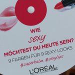 L'ORÉAL PARiS Sexy Balm: Welche Farbe darf es heute sein?