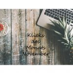#Klicks des Monats November