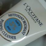 L'Occitane: Karité schäumende Reinigungsmousse & Reinigungsöl