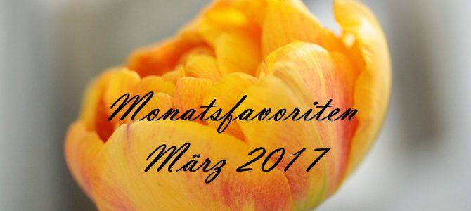 #Monatsfavoriten | März 2017 mit KORRES, Nyx, L'Oréal & Co.