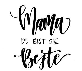 Ideen zum Muttertag: 14.05.2017