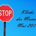 Klicks des Monats | Mai 2017 mit Mikroplastik, Zero Waste & Co.