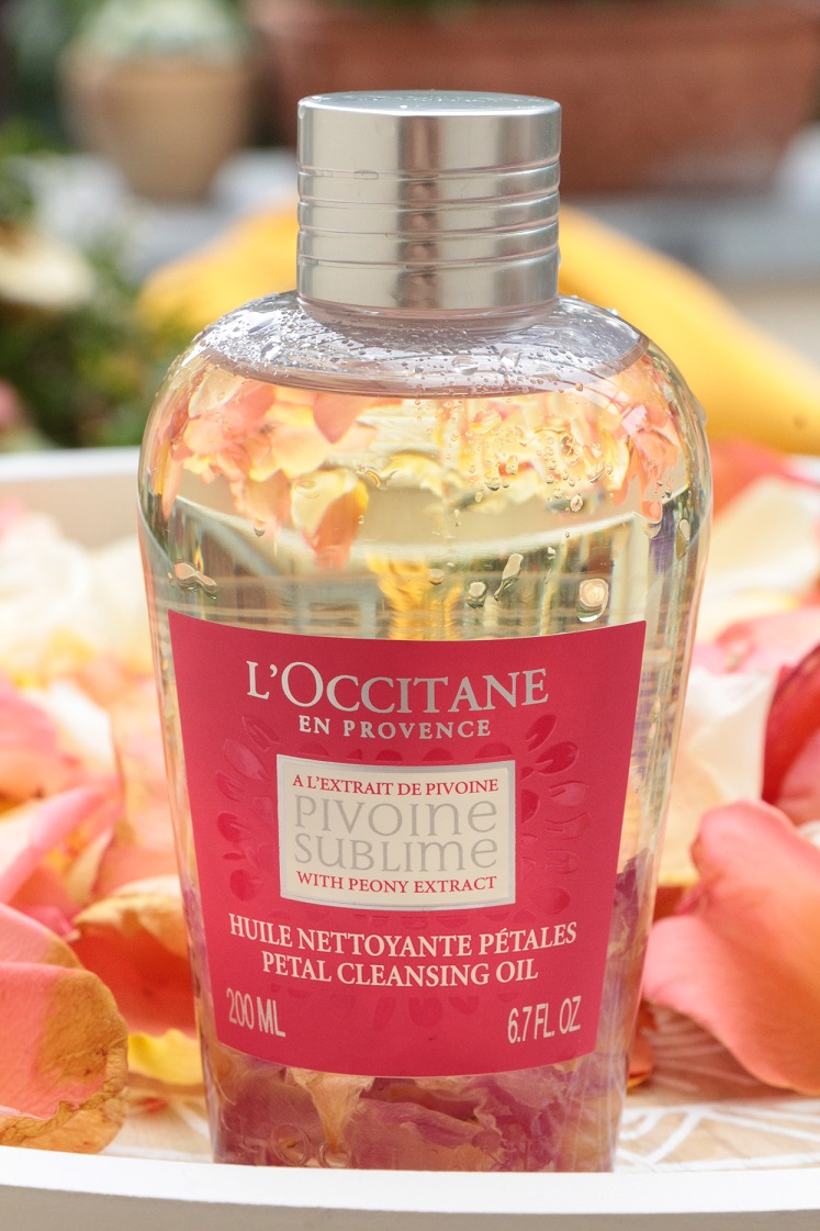 L'OCCITANE_Pivoine-Sublime-Pflegeserie-Pfingstrose-Reinigungsöl-das-leben-ist-schoen