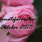 Monatsfavoriten   Oktober 2017 mit human + kind, GLOV, alverde & Co.