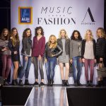 Music loves Fashion: Anastasia & ALDI SÜD rocken gemeinsam