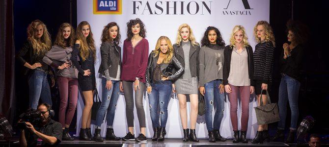 Music loves Fashion: Anastasia & ALDI SÜD rocken gemeinsam