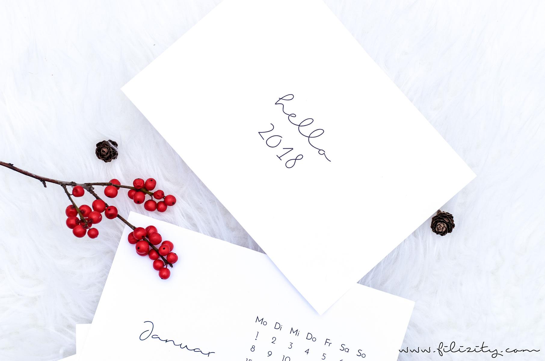 diy-last-minute-weihnachtsgeschenk-tisch-kalender-vorlage-2018 ...