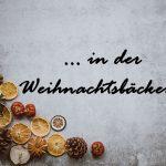 in der Weihnachtsbäckerei: Plätzchen, Torten & viel mehr | Geschenkideen zu Weihnachten