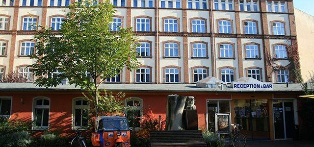 unterwegs als VIP im A&O Hotel & Hostel Berlin Friedrichshain