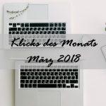 Klicks des Monats März 2018 | DIY Mandelmilch, Hypes & Trends & Co.