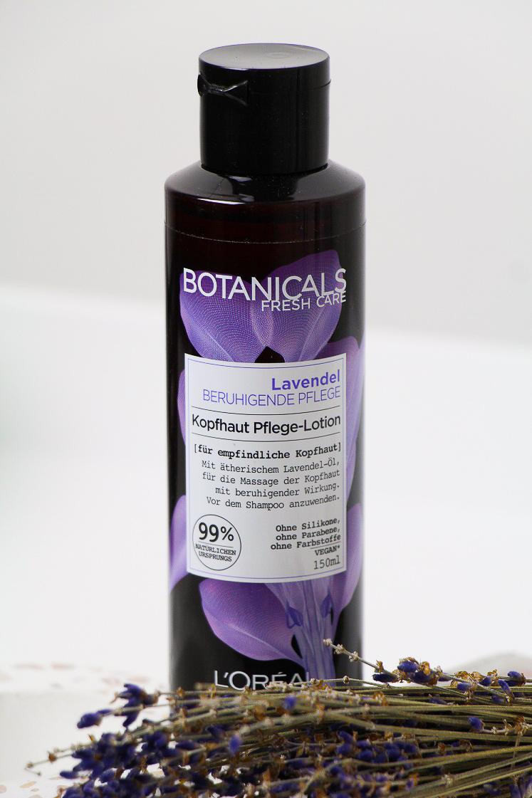 botanicals fresh care lavendel hydratisierende beruhigende pflege. Black Bedroom Furniture Sets. Home Design Ideas