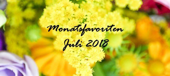 Monatsfavoriten | Juli 2018: u. a. mit dem GLYT Revital Regain Shampoo