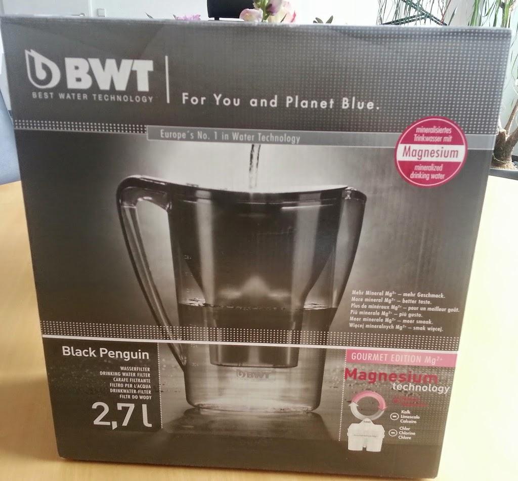Gefiltertes Wasser in Verbindung mit Design und Gourmet # dsmdm