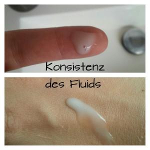 Kosistenz des Fluids