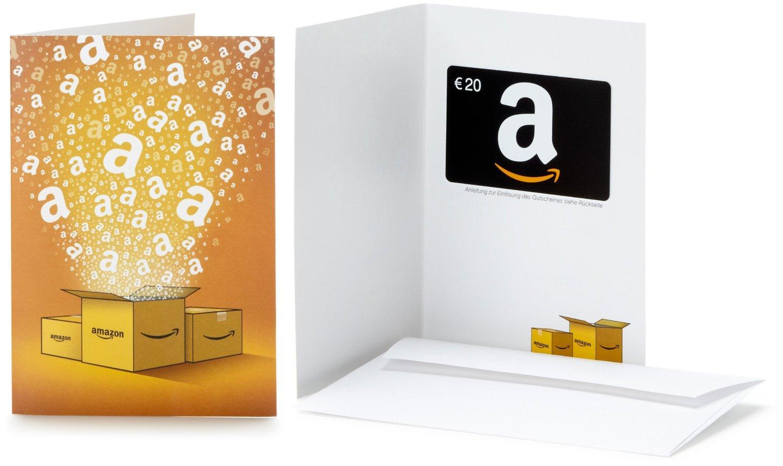Amazon Gutschein Befragung