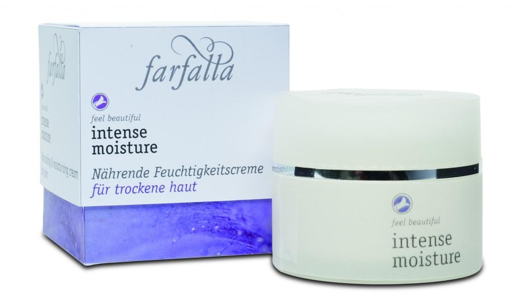 FARFALLA_intense moisture_Nährende Feuchtigkeitscreme