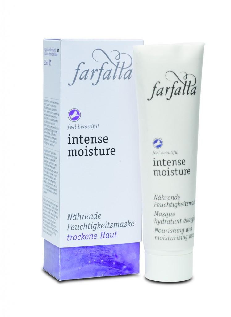 FARFALLA_intense moisture_Nährende Feuchtigkeitsmaske