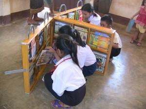 Farfalla Projekt Laos
