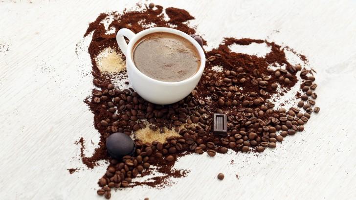 Kaffee und die Liebe