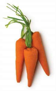 LUSH_Schaumbad_Bunch of Carrots