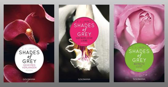 Shades of Grey_Bücher