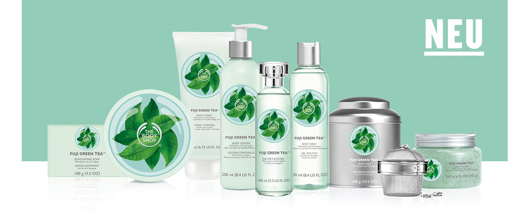Body Shop_Fuji Green Tea