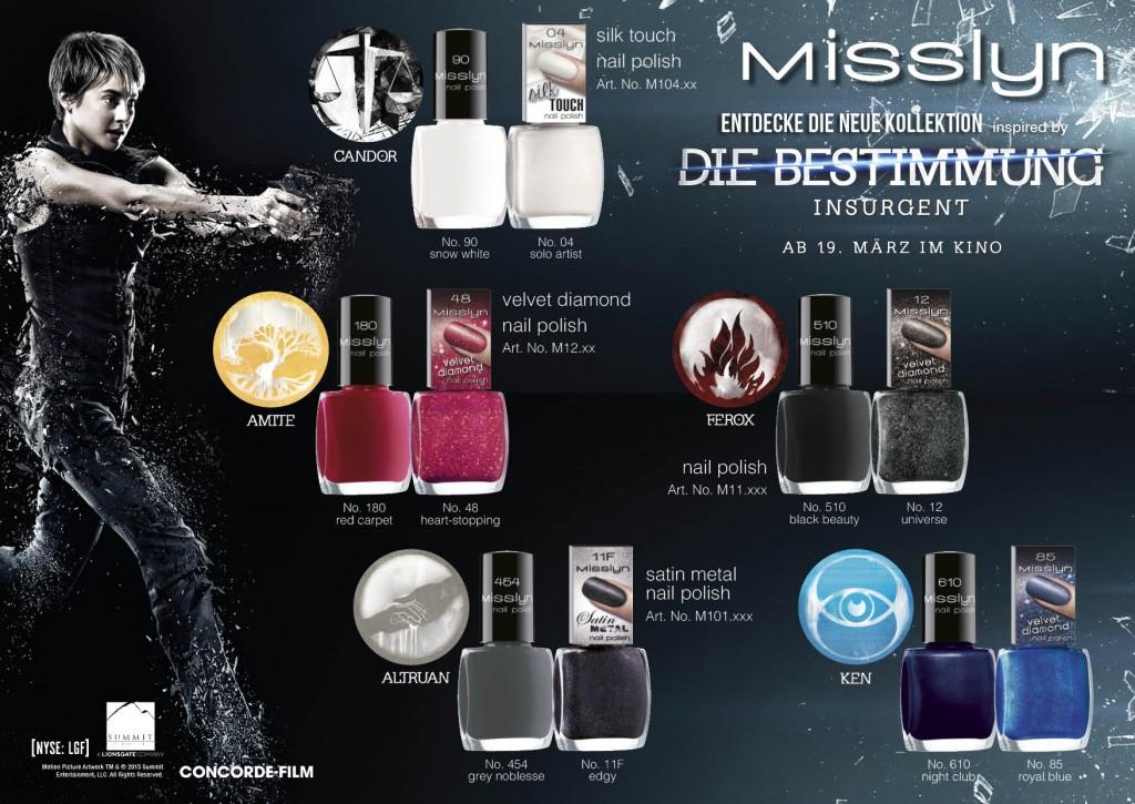 Misslyn_Insurgent_Produktu¦êbersicht
