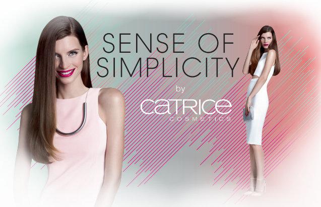 Sense of Simplicity_CATRICE_Header