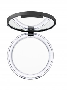 Sense of Simplicity Transparent Mattifying Powder open