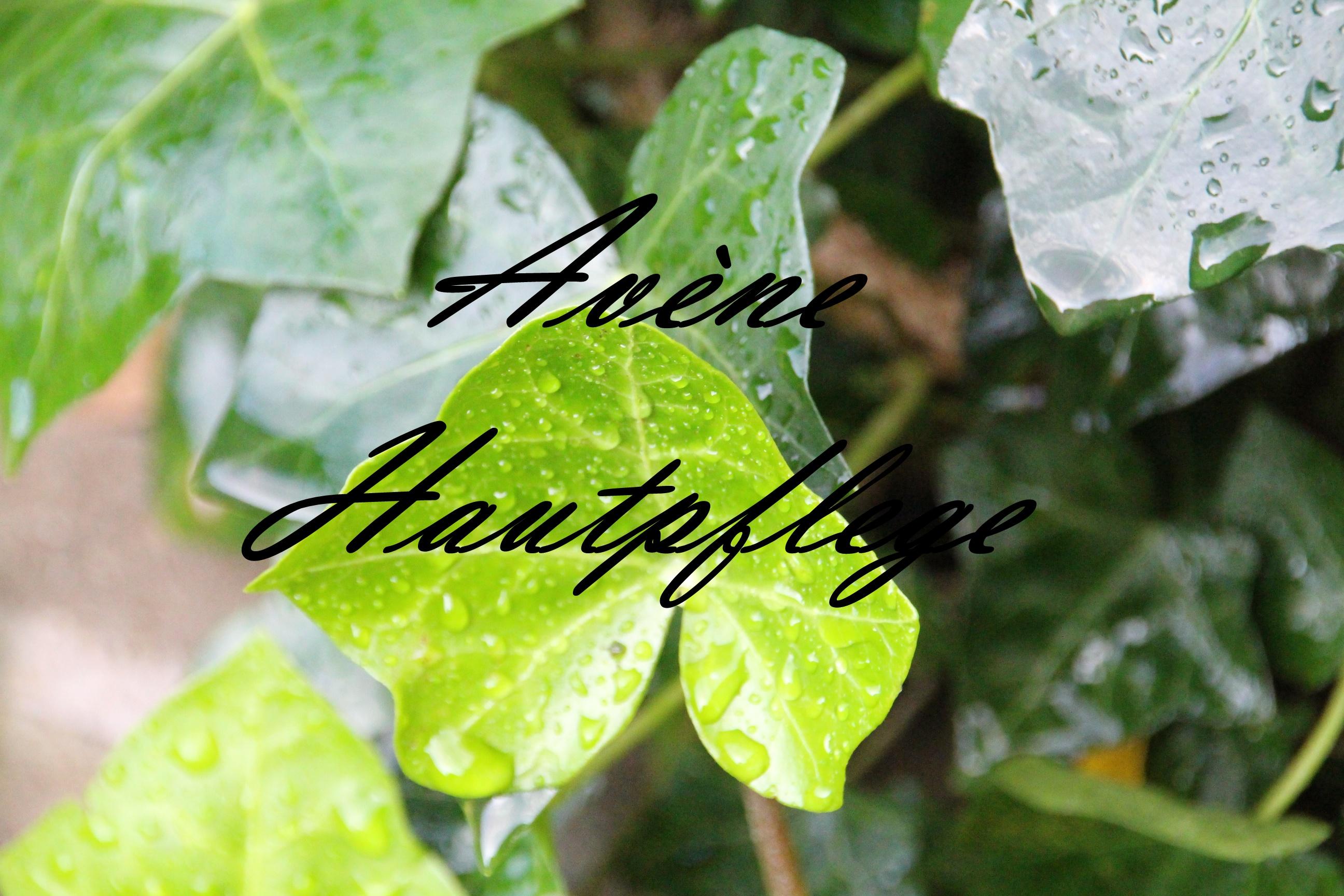 Hochwertige Pflege mit Avène