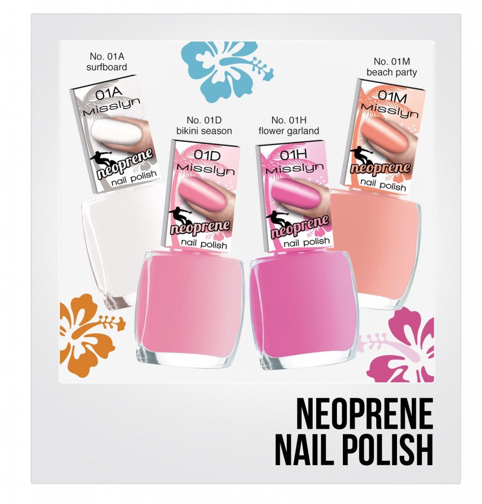 Misslyn_live_love_surf_Pola_neoprene_nail_polish