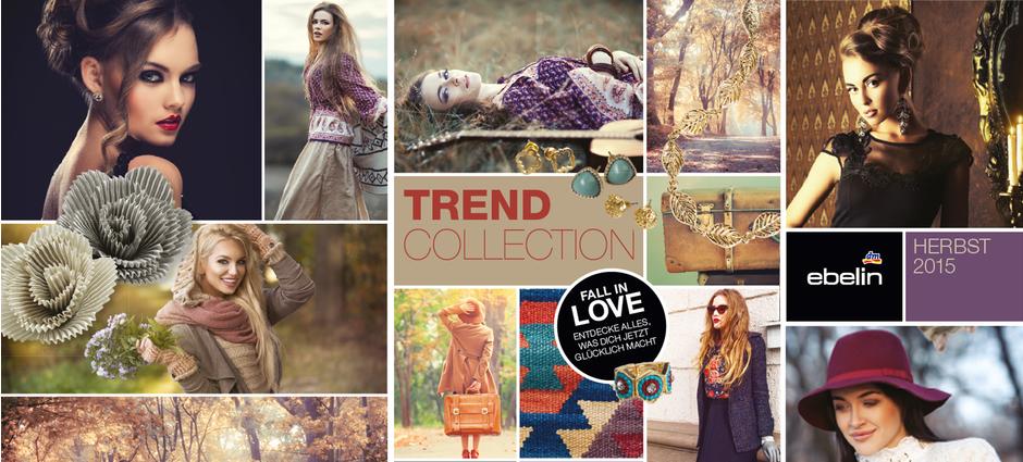 ebelin Trend Collection / Neuheiten Herbst 2015 @dm