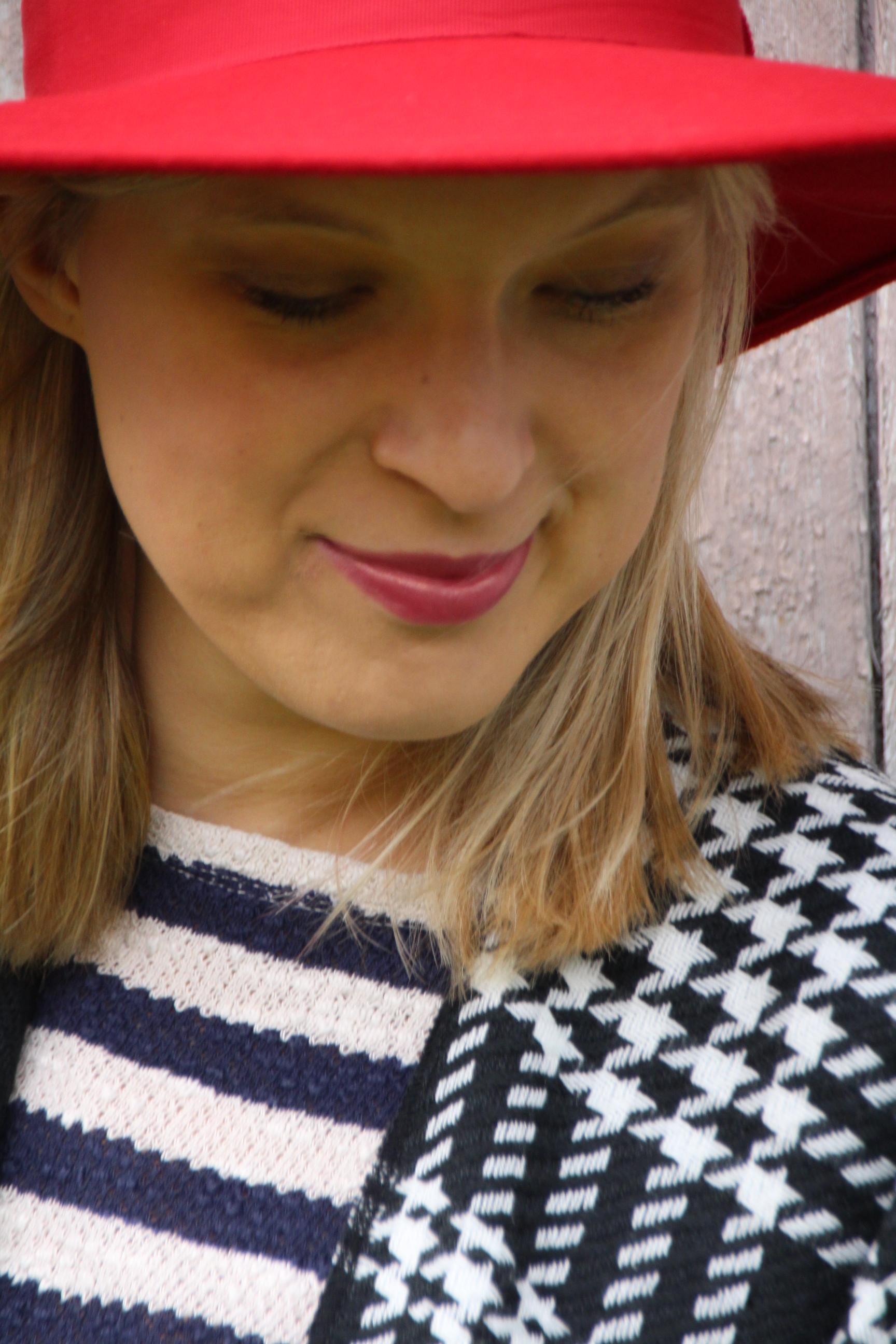 Ich liebe Hüte, Ponchos und überhaupt :-)