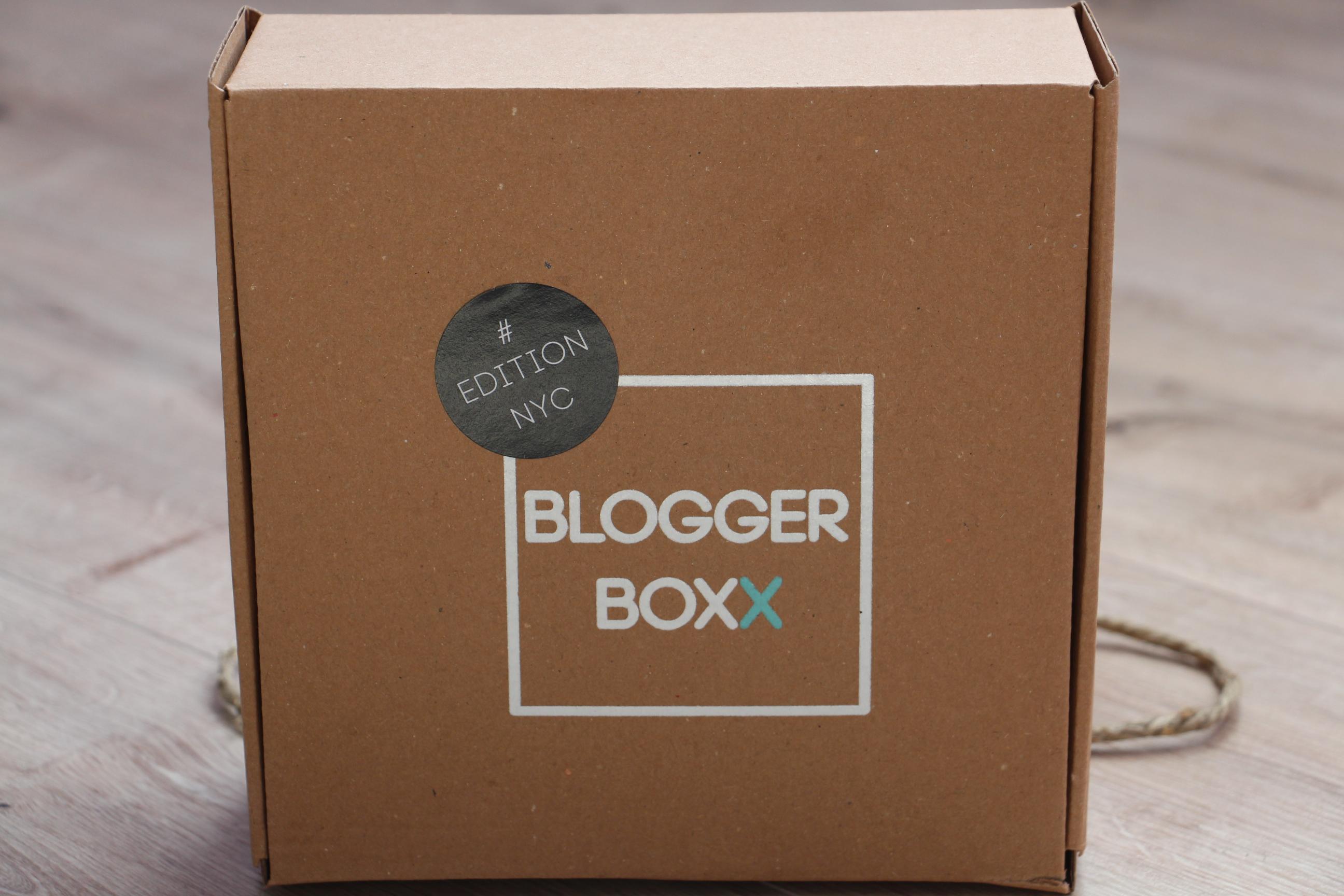 Vorstellung: Die Bloggerboxx New York Edition (September 2015)