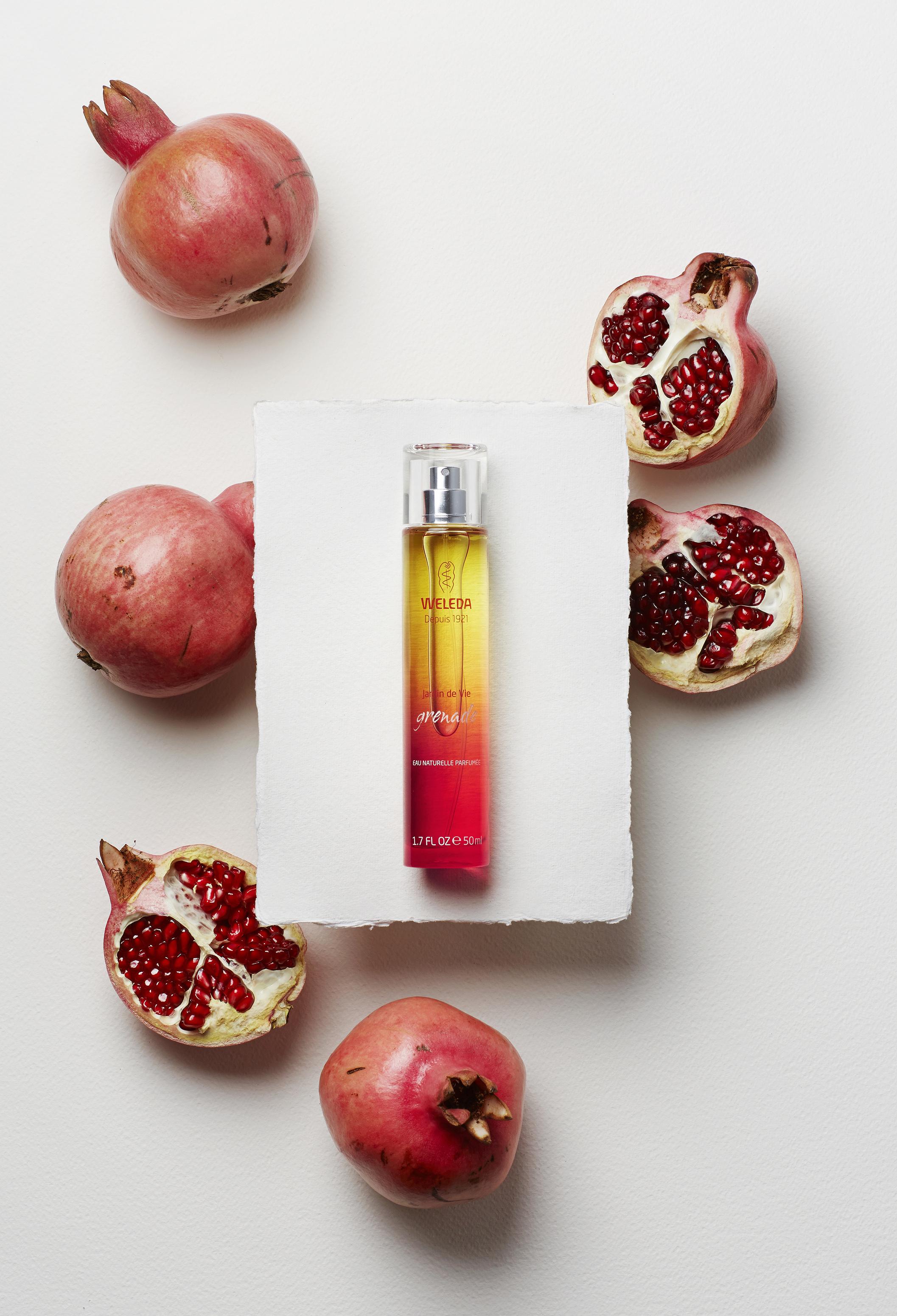 neues von Weleda: Eaux Naturelles Parfumées