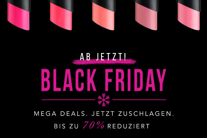 Black Friday Sale_BH Cosmetics