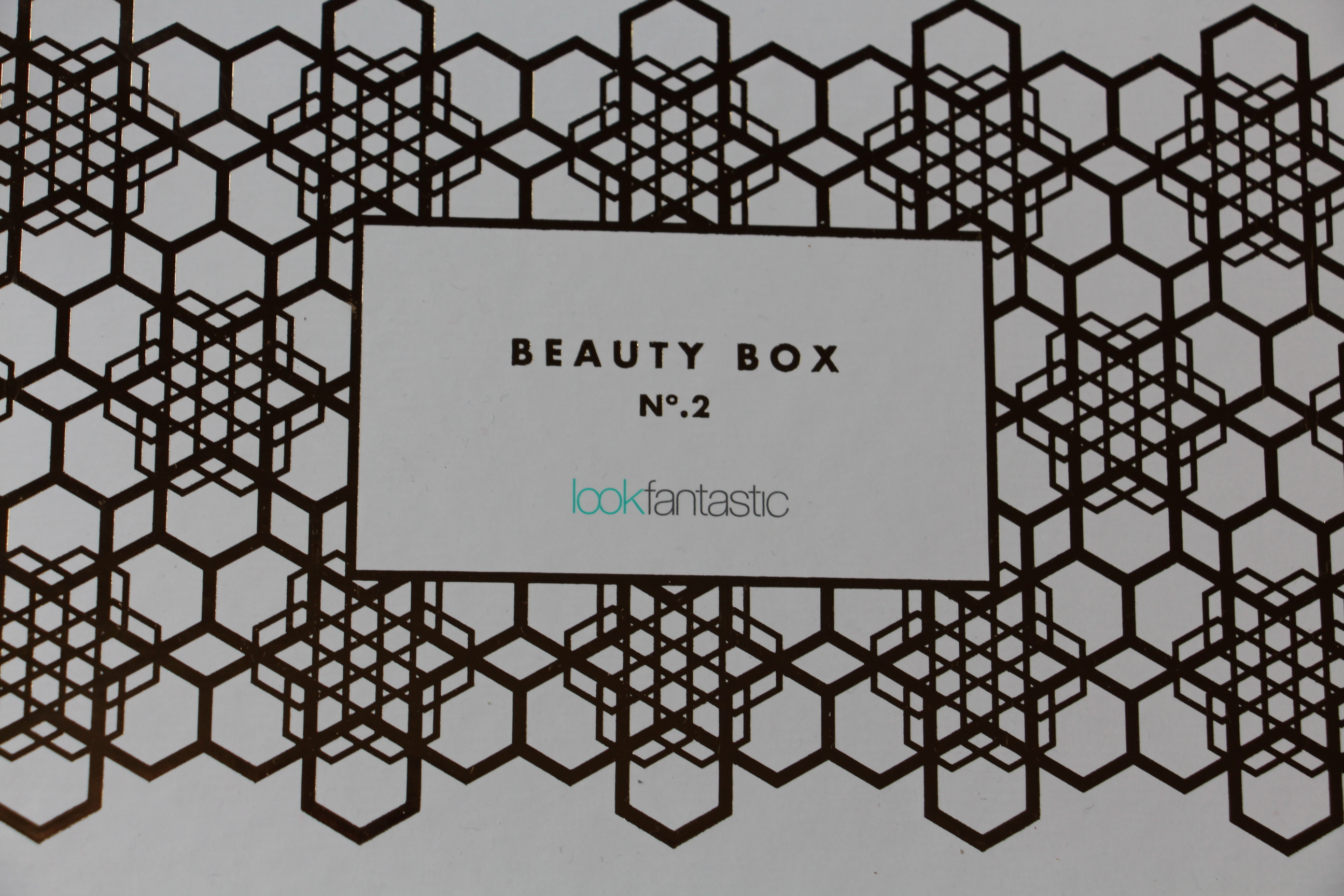 Vorstellung: Lookfantastic-Box im November 2015