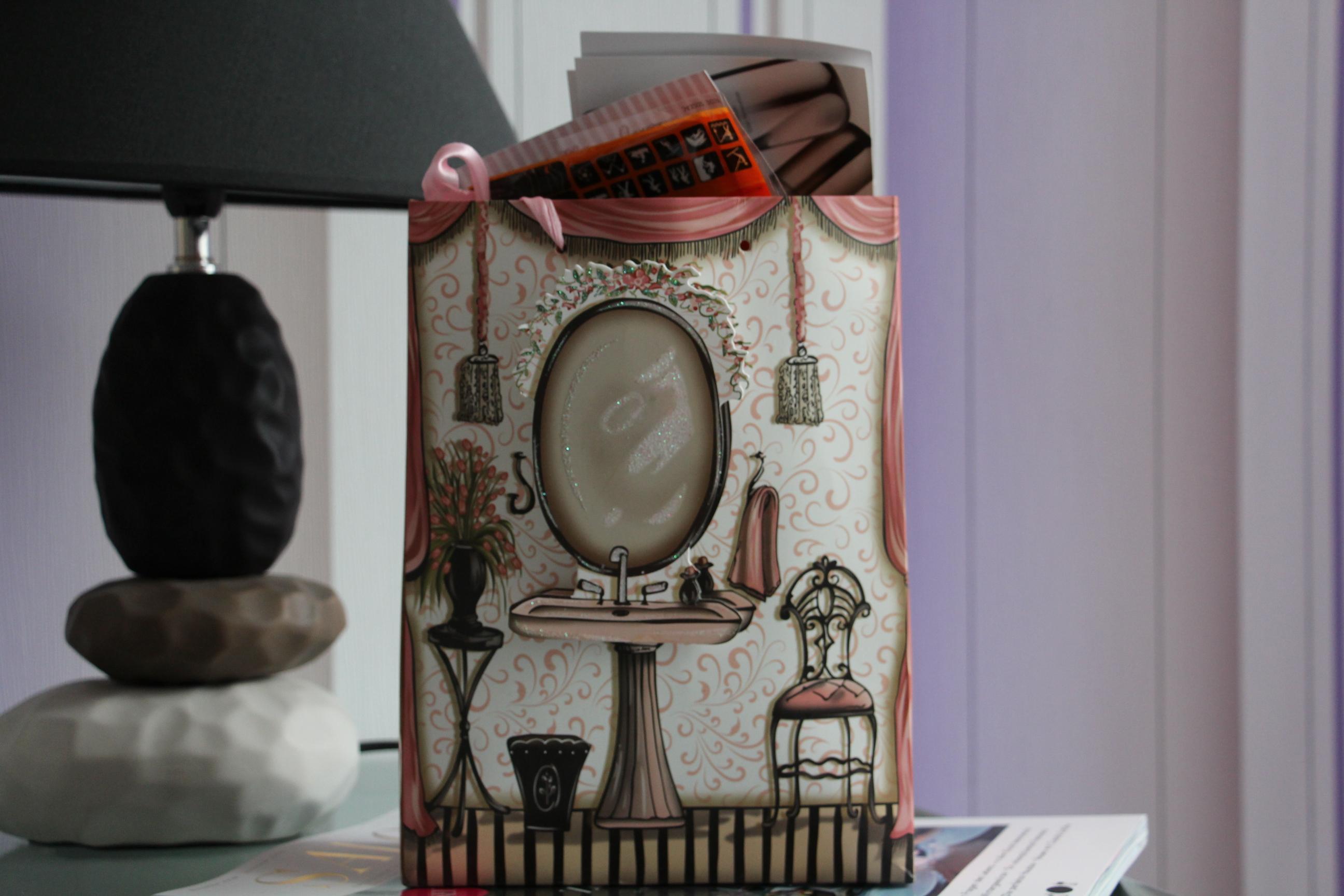 """Vorstellung: """"Fall in Love Bag"""" von parfuemerie.de"""