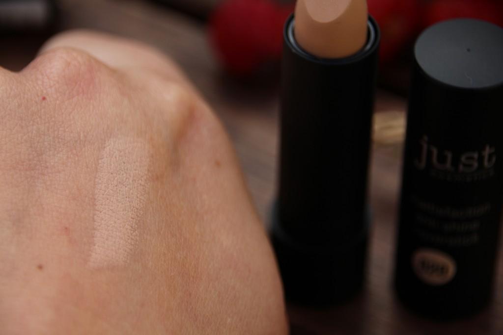 Just Cosmetic_Swatch_Abdeckstift